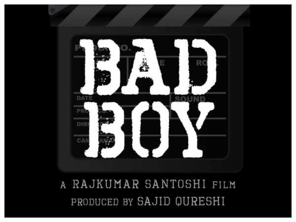 Badboy new upcoming movie first look, Poster of Namashi, Amrin next movie download first look Poster, release date
