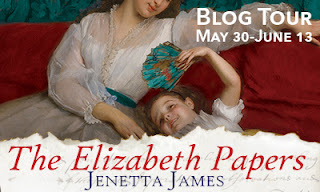 Blog Tour: The Elizabeth Papers by Jenetta James