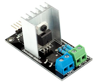 Thyristor Operated Dimmer, Electronic Dimmer
