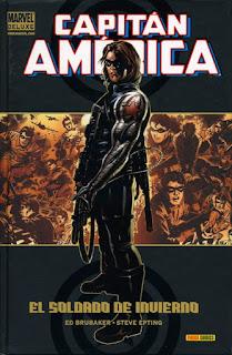 Capitán América El soldado de invierno