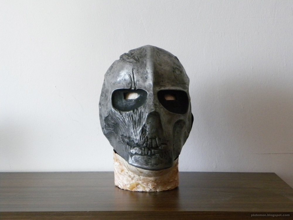 pkDemon Creations: Army of Two Rios mask metal