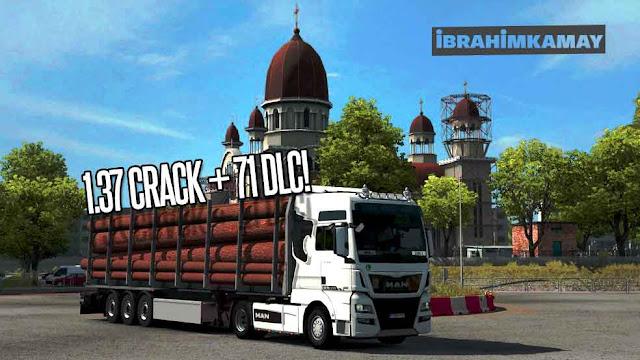 Euro Truck Simulator 2 1.37 Crack