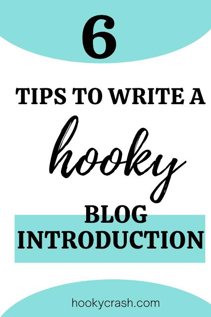 Write A Hooky Blog Introduction