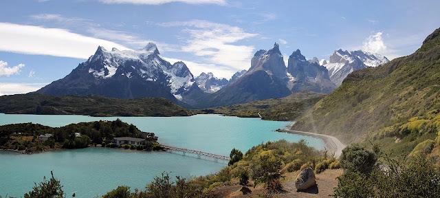 Torres del Paine-Patagonia