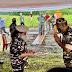 Disaksikan Bupati ROR, Dra Fenny Roring - Lumanauw Dilantik Menjadi Ketua FKPPI Minahasa