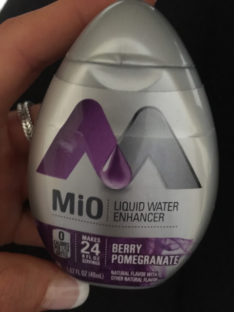 5 Mile Run + Best Tasting Water Enhancers