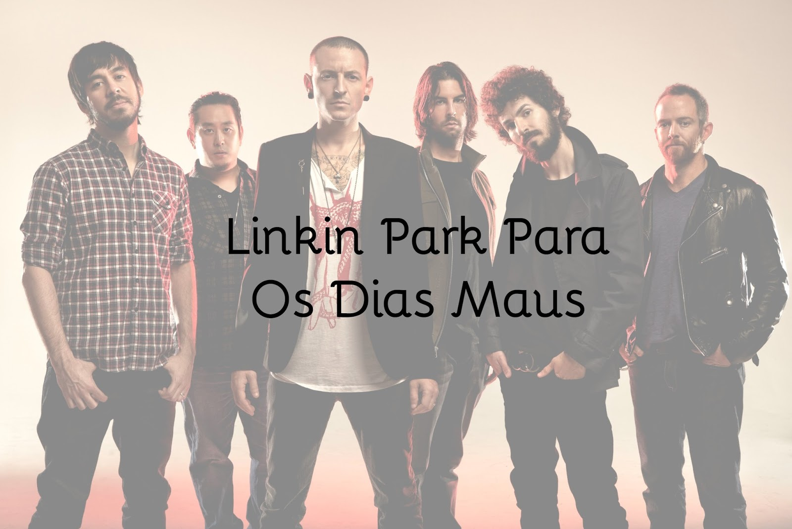 Linkin Park para os dias maus: it's that simple