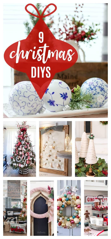 favorite Christmas DIYs and crafts