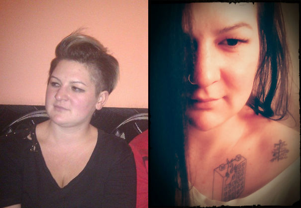 10+ Before-And-After Pics Show What Happens When You Stop Drinking - 21 Months Sober
