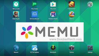 MemuPlay Emulator for PC