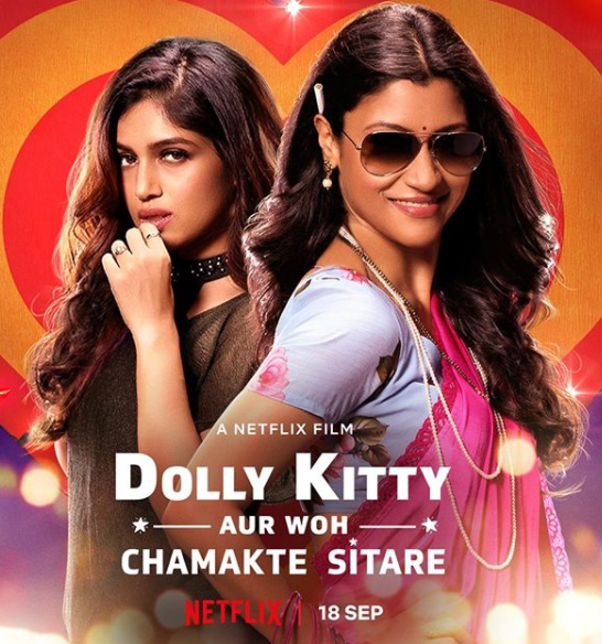 Dolly Kitty Aur Woh Chamakte Sitare Release Date | Trailer | Cast | Story!