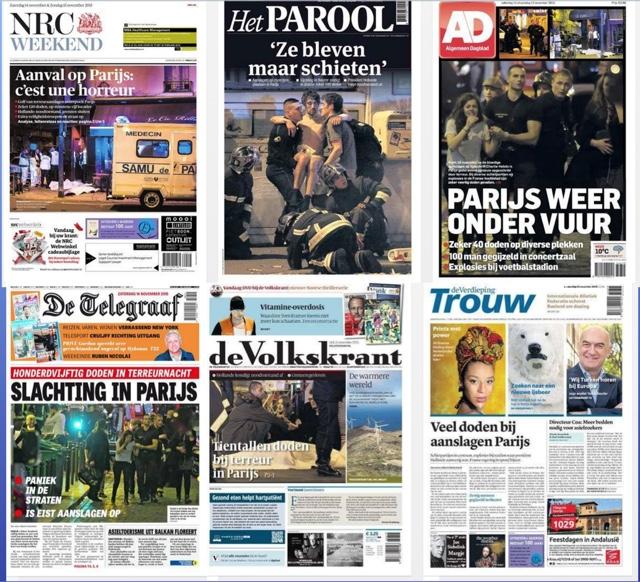 parijs aanslag november 2015