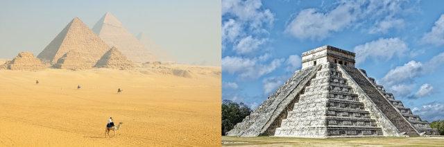 Наследие искусства, скрытое в руинах Майя