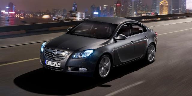 2008 - Opel Insignia.