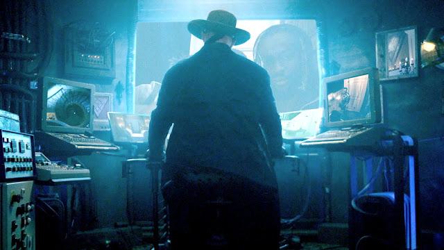 Yeni interaktif film Escape The Undertaker'ın başrolünde güreş dünyasının en tanınan isimlerinden The Undertaker bulunuyor ya da gerçek ismi ile Mark Calaway.