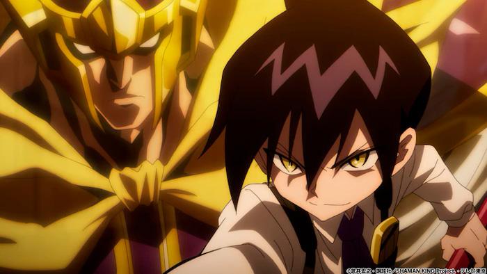 Shaman King anime 2021