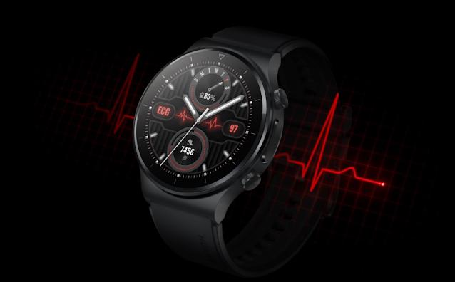أعلنت هواوي عن ساعة Watch GT 2 Pro ECG وسوار Band 6 Pro