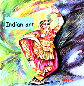 The roots and Basics of mythological Indian Art | Spiritual impacts on Painting, Sculpture, Architecture.