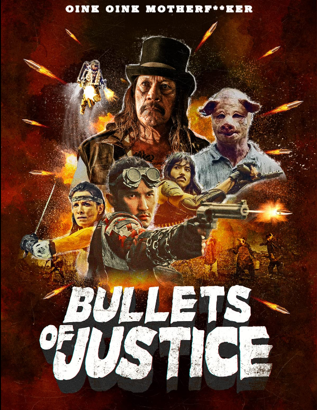 Bullets of Justice 2019 (Movie)