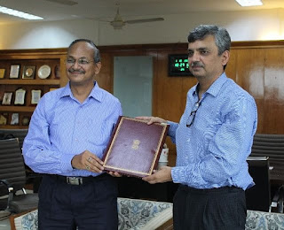 FSSAI signed MoU with Ministry of Food Processing Industries
