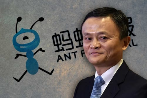 China Ant Group is looking into options for leaving Jack Ma
