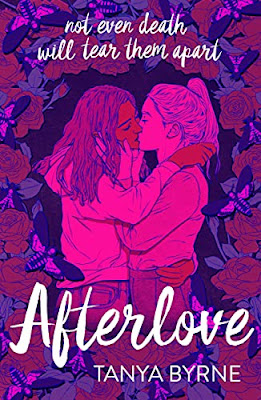 Afterlove by Tanya Byrne book cover
