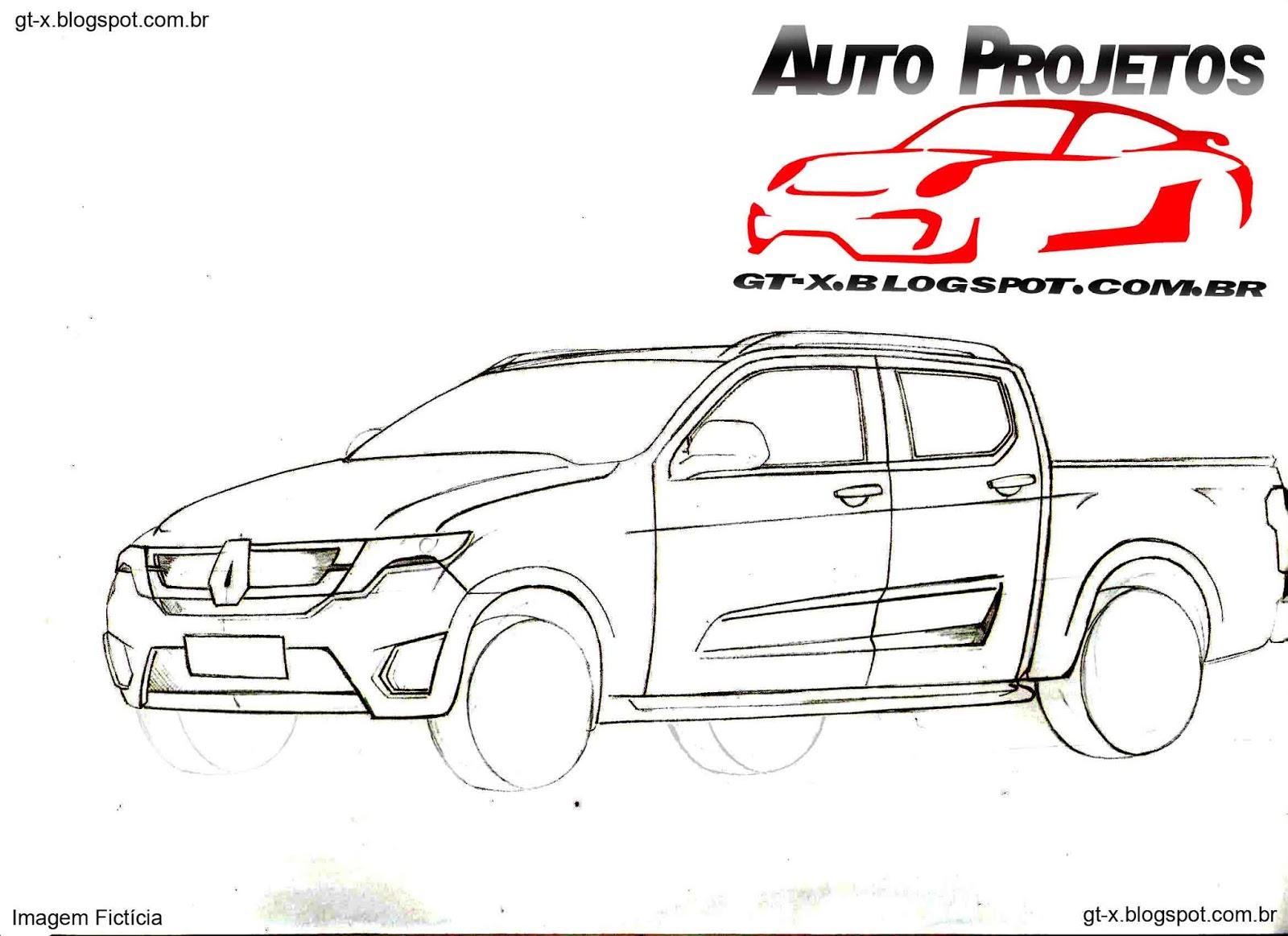 Imagens De Desenhos De Carros