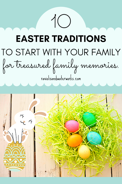 fun things to start doing as family this easter