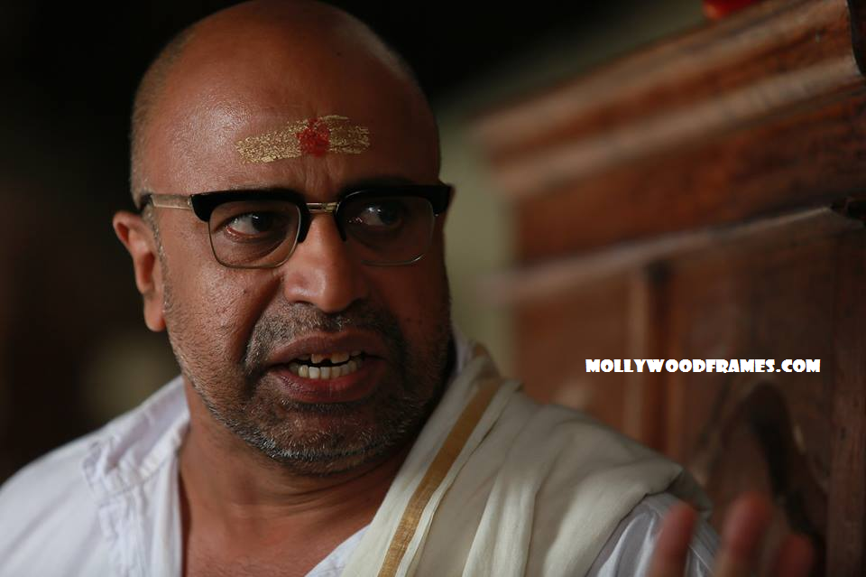 Siddique in Malayalam movie 'Swapaanam'