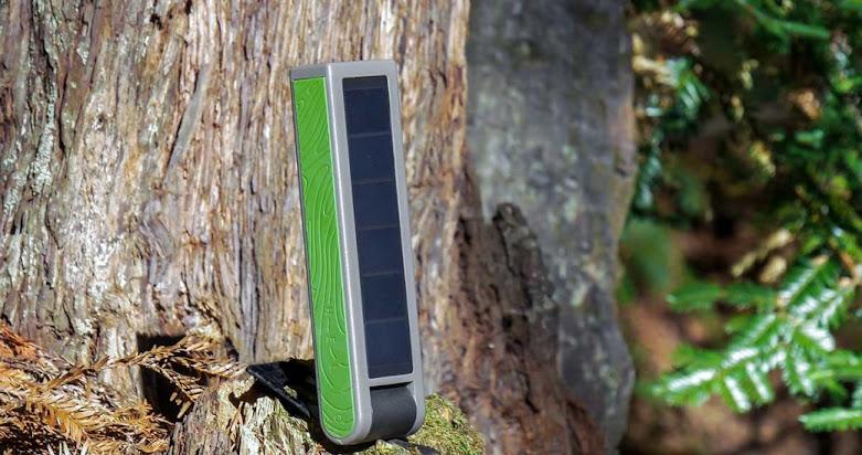 Helio Solar Camping Flashlight