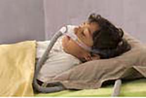 It is quite difficult to identify common obstructive sleep apnea in children as children may form weird sleeping gestures, uninterrupted high volume snoring, passing urine in the bed, feeling frightened or discharge unusual sweat during night sleep.