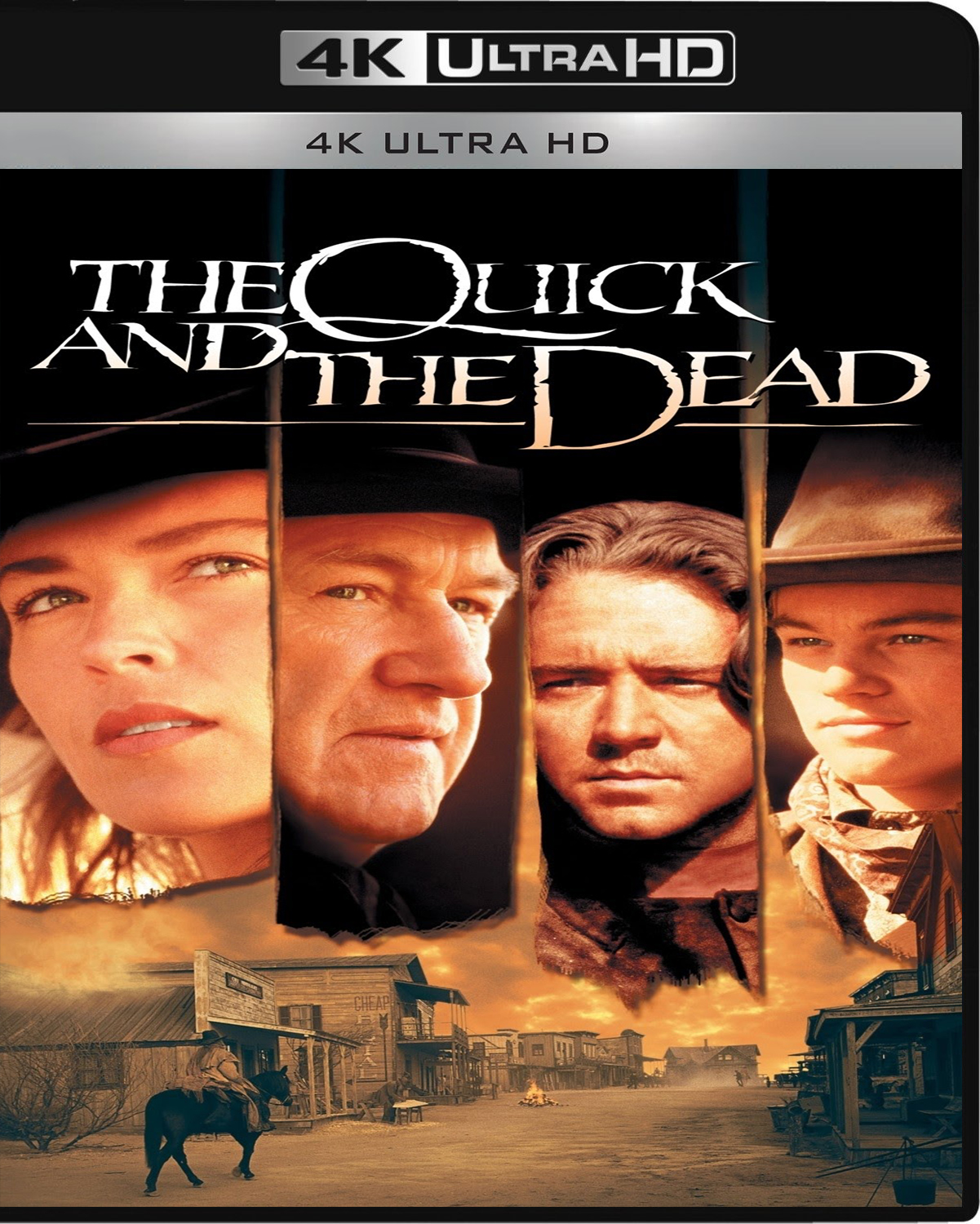 The Quick and the Dead [1995] [UHD] [2160p] [Latino]