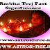 Rambha Teej Fast Significance In English