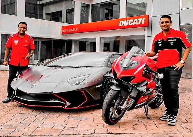 Inilah Satu-Satunya Pemilik Ducati Superleggera V4 2020 Di Malaysia Berharga RM1 Juta!