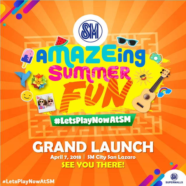 Kick off summer with SM Supermall's fun activities