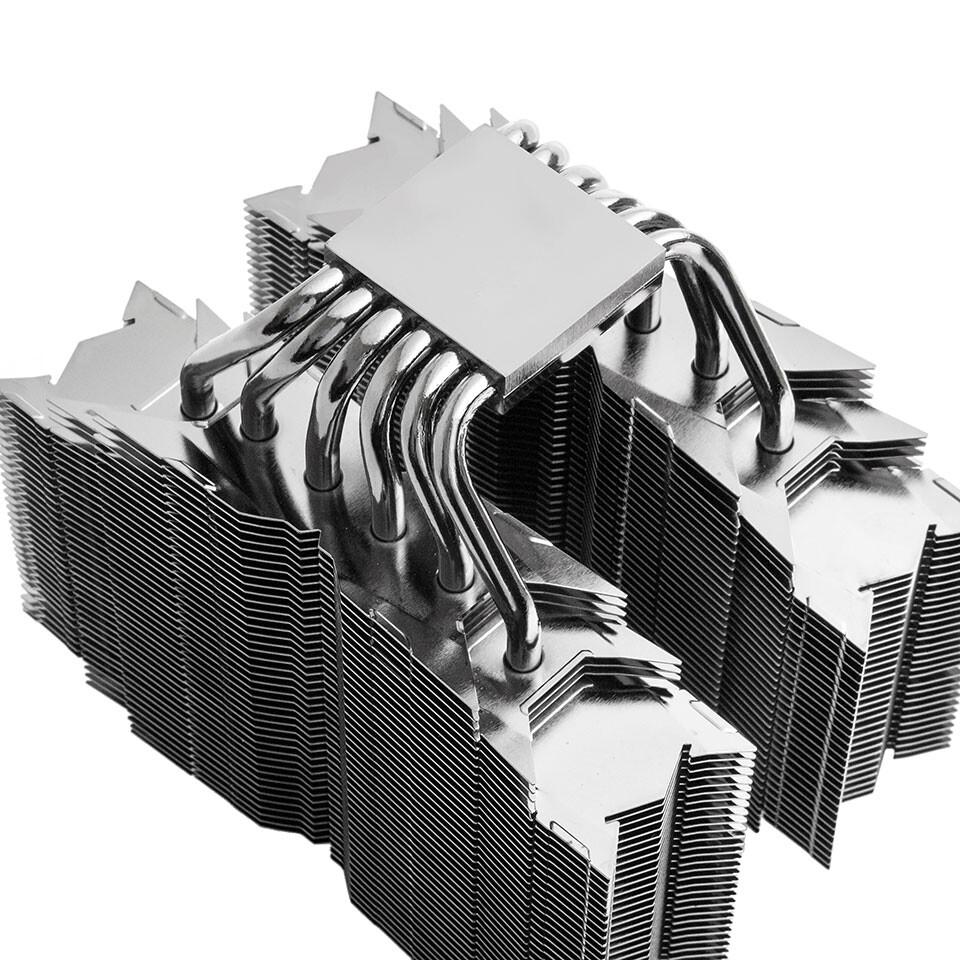 Thermalright Silver Arrow ITX-R Rev A - CPU basınç alanı