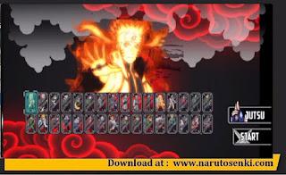 Naruto Senki Perang Dunia Shinobi 4