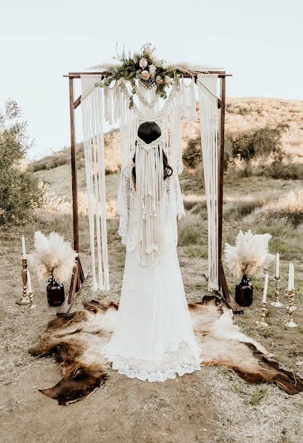 Macrame-headband-veil-Etsy-KMich Weddings-Philadelphia