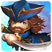 Ocean Raider: Captain's Wrath (Weak Enemy - No Skill CD) MOD APK