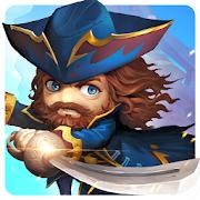 Ocean Raider: Captain's Wrath - VER. 1.0.0.8 (Weak Enemy - No Skill CD) MOD APK