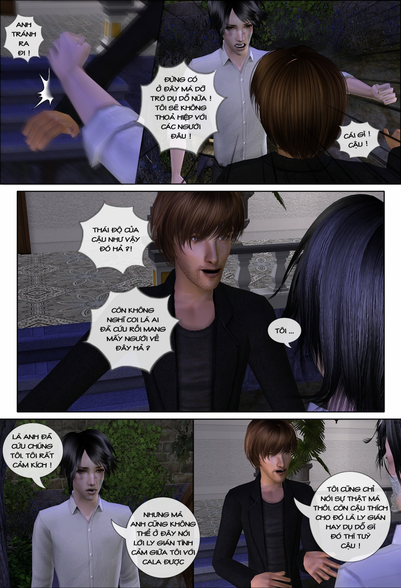 Truyện Sims - Earl Story chap 85 - Trang 5