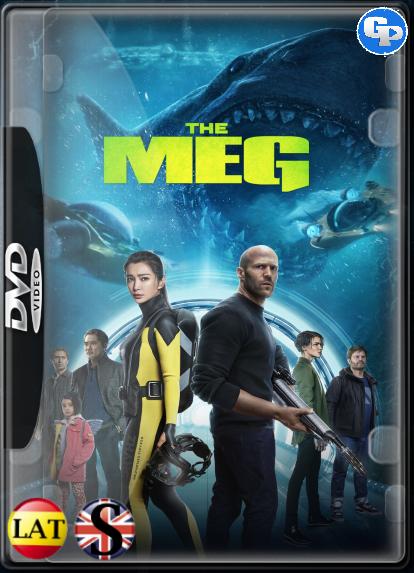 Megalodón (2018) DVD5 LATINO/INGLES
