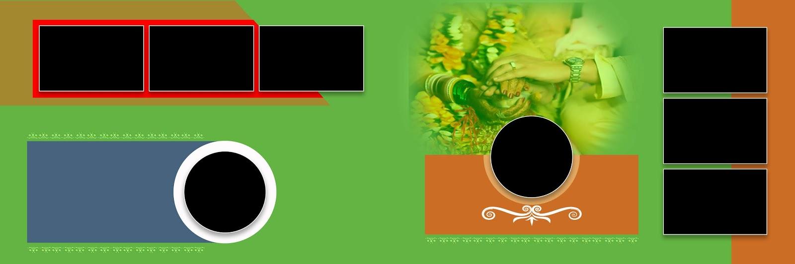 Vol 3 2019 20 Indian Karizma Album Design 12x36 Psd