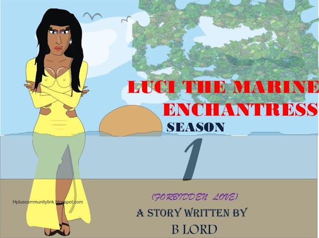 luci the marine enchantress