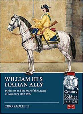 William III's Italian Ally: Piedmont and the War of the League of Augsburg 1683-1697