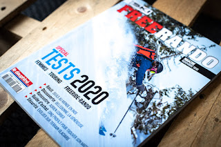 Freerando Ski Tests 2020 - ©Laurent Salino