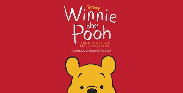 Winnie the Pooh The New Musical Adaptation 將於2021年秋季上演, Disney