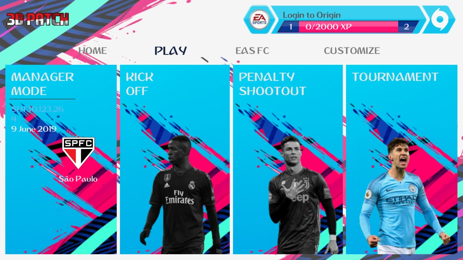 FIFA 20 Mobile Kits 19-20 Update Offline For Android – Askstyle