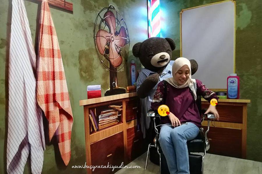 teddy ville museum, teddy ville penang, jalan jalan penang, muzium penang, muzium teddy bears,