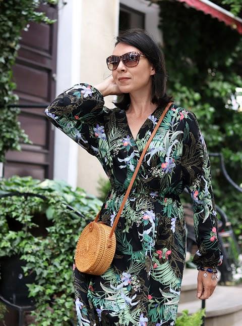 Letnie sukienki i torebki